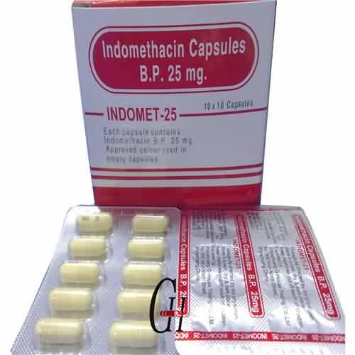 indomethacin 25 mg oral suspension
