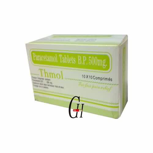 Paracetamol Tablet 500mg