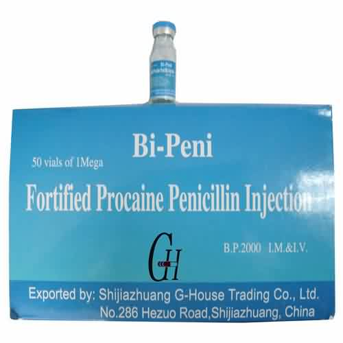 Fortified Procaine Penicillin Injection BP