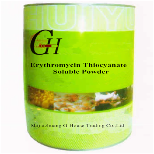 Erythromycin Thiocyanate Soluble Powder