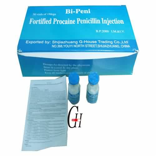 Fortified Procaine Penicillin Injection