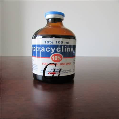 Oxytetracycline Injection 10% 100ml