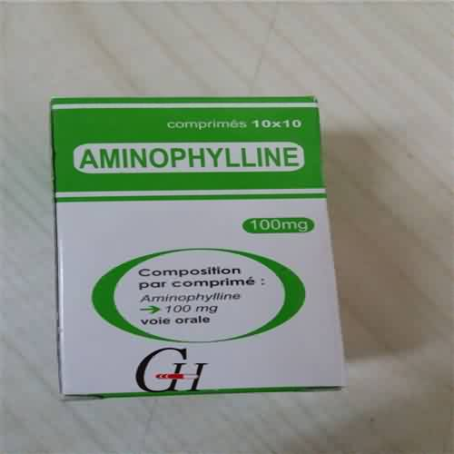 Aminophylline Tablets 100mg