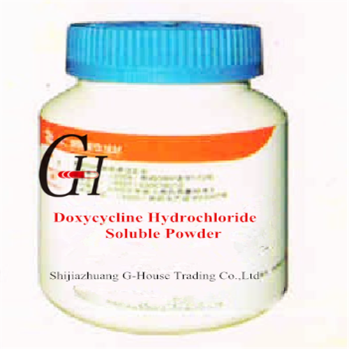 Doxycycline Hydrochloride Soluble Powder