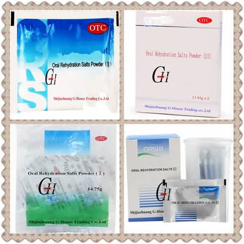 Oral Rehydration Salts For Acute Diarrhea