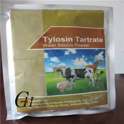 Tylosin Tartrate Water Soluble Powder Featured Image