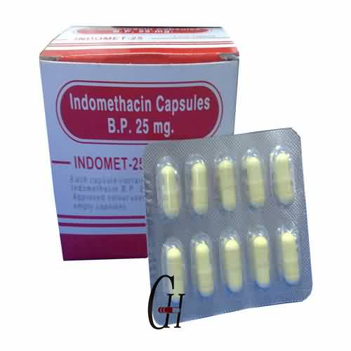 Hot-selling Indomethacin Capsules -