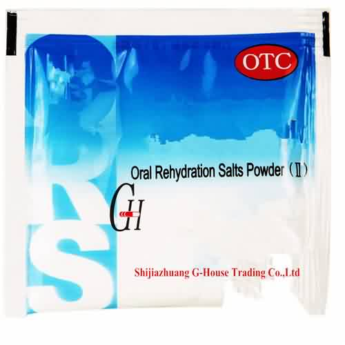 Oral Rehydration Salts for Children