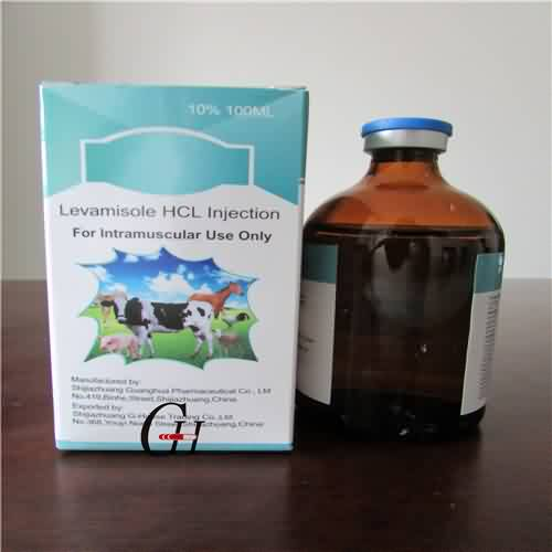Levamisole HCL Injection 10%
