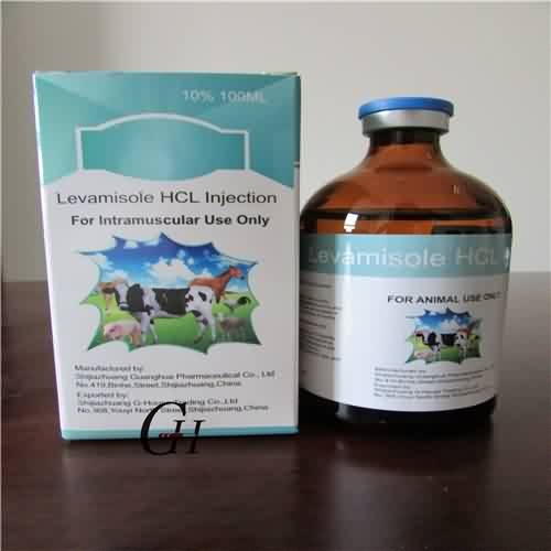 Levamisol HCL Injection 10%