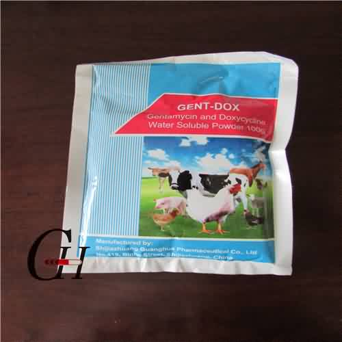 Gentamycin uye Doxycycline Soluble Powder