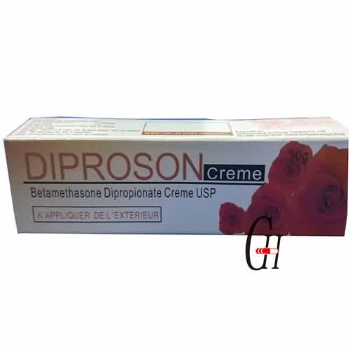 Betamethasone dipropionate USP ຄີມ 30g