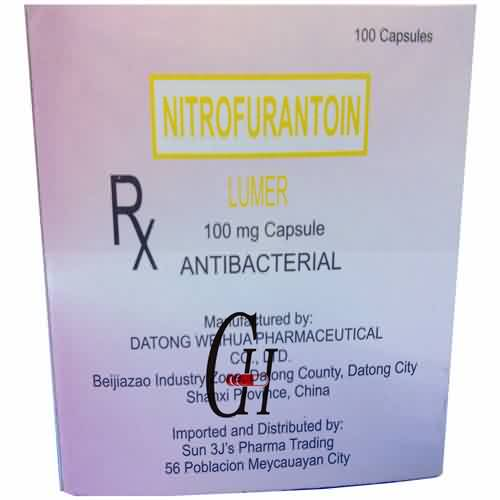Nitrofurantoin Capsule 100mg Featured Image